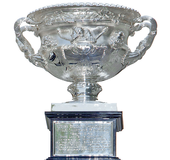 The Norman Brooks Challenge Cup
