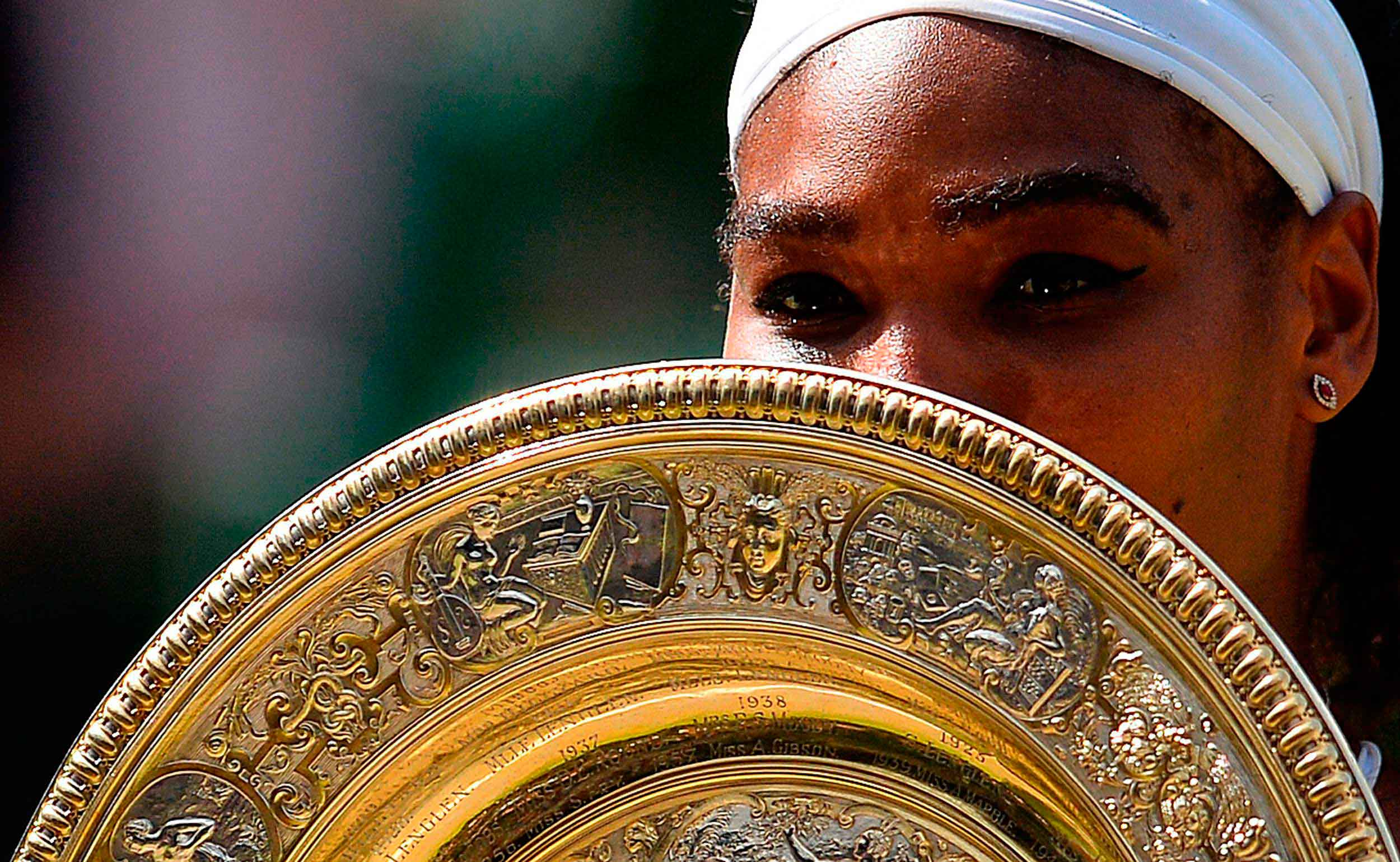 Serena Williams, Wimbledon 2015