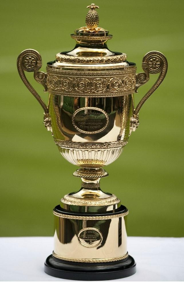 The Gentlemen's Singles Trophy